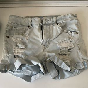 Aeropostale EUC high waisted shorts